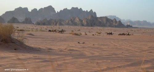 Le vastita' del Wadi Rum