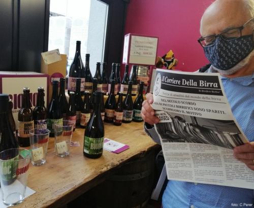 Comunicare un mondo: nasce il Corriere della Birra (foto C.Perer)