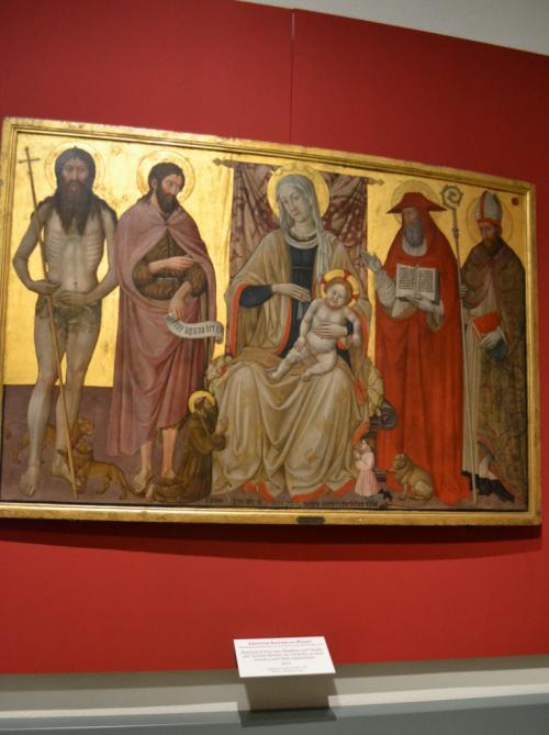 la mostra a Pesaro: Giovanni Antonio da Pesaro