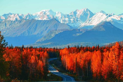 Monte Denali Alaska Stati Uniti - copyright Shutterstock