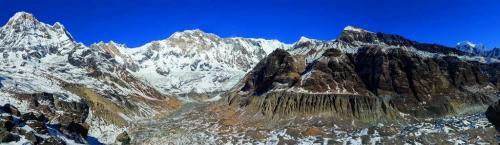 Annapurna Himalaya Nepal  - copyright Shutterstock