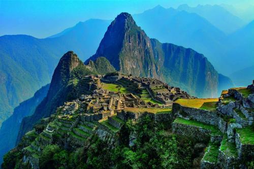 Machu Picchu Ande Provincia di Urubamba Peru - copyright Shutterstock