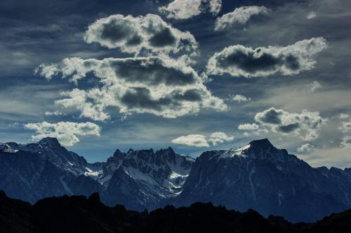 Monte Whitney Sierra Nevada California Stati Uniti - copyright Shutterstock
