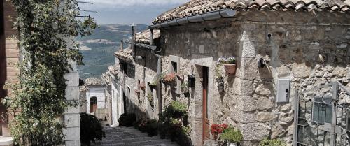 Bovino è uno tra i più bei borghi d'Italia