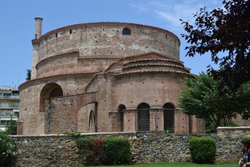 Salonicco - La Rotunda (foto C.Perer)