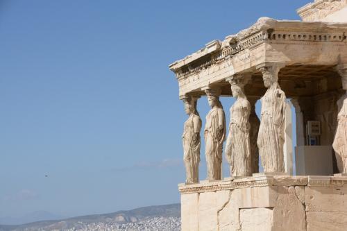 Atene, un viaggio per l'anima
