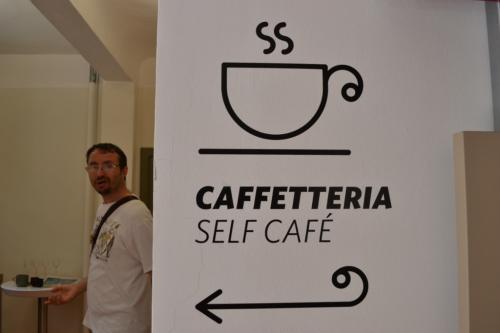 La Self Cafeteria del Museo di Pesaro