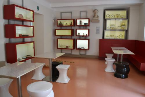 La cafeteria del Museo di Pesaro