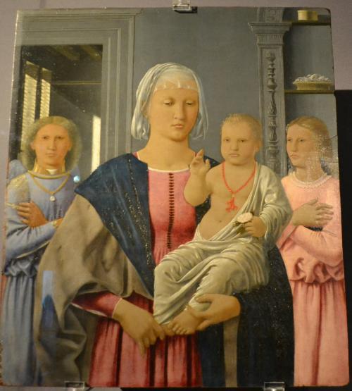 Urbino, a casa di Federico di Montefeltro