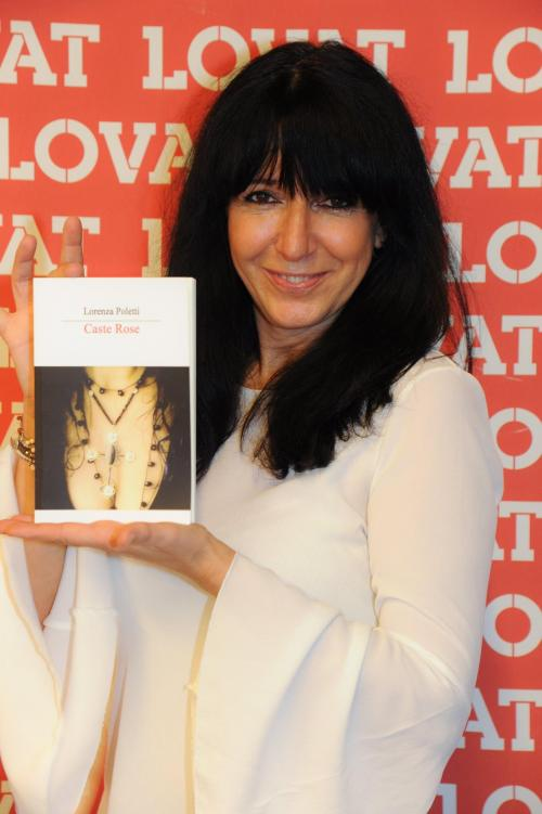Lorenza Poletti, autrice di Caste Rose