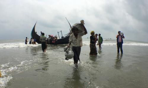 Aung San Suu Kyi non ha  usato la sua autorità politica e morale per salvaguardare i diritti umani dei Rohingya.