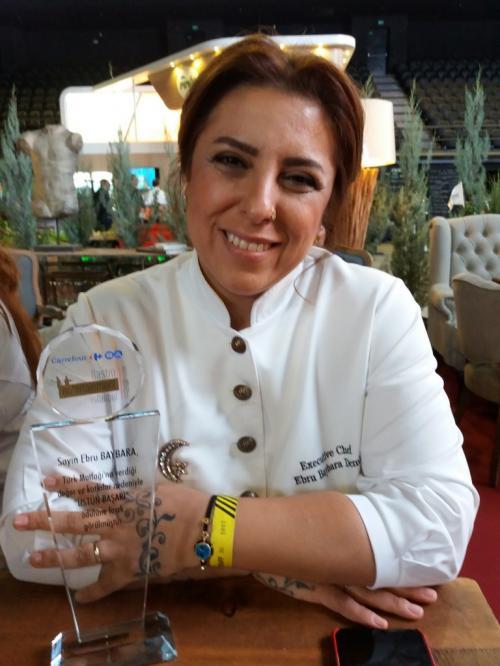 la premiata, Ebru Baybara Demir