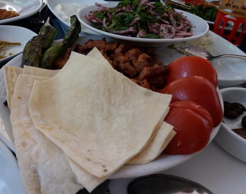 il tipico pane turco