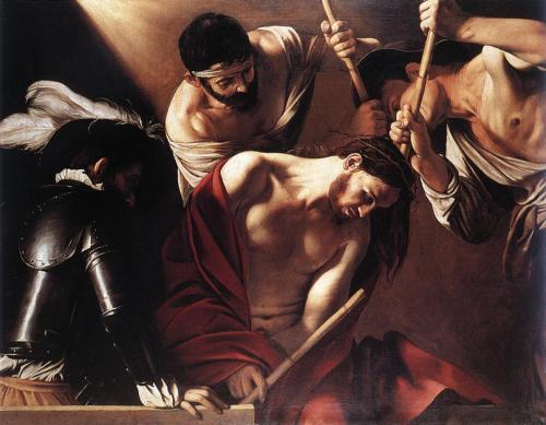 L'incoronazione di spine di Gesù