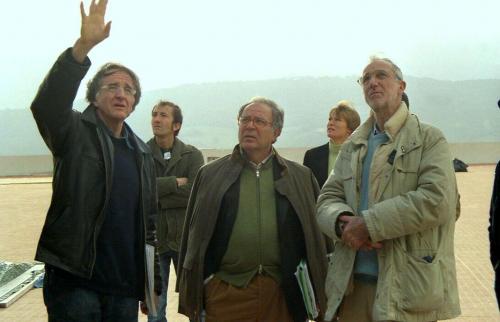 Renzo Piano alla Rocca Winery