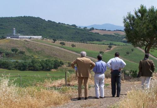 La Rocca Winery di Frassinello