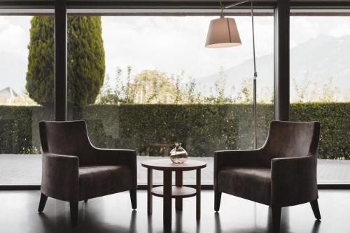 Stile minimal e tanto relax all'Hotel Im Tiefenbrunn di Lana
