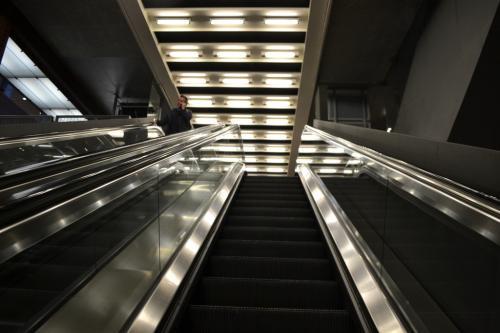 Modernità e storia alla Stazione di Anversa
