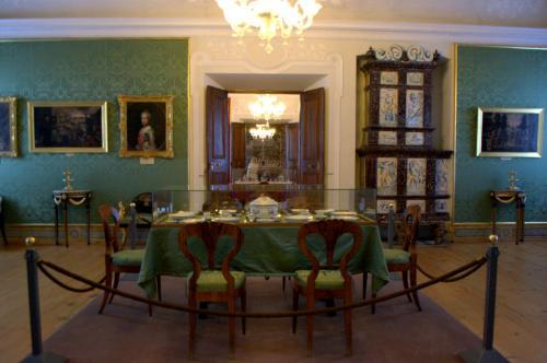 Gli appartamenti imperiali - fotoservizio: O.Galletti