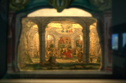 Ricca e rara la collezione di presepi rinascimentali (foto. O.Galletti)