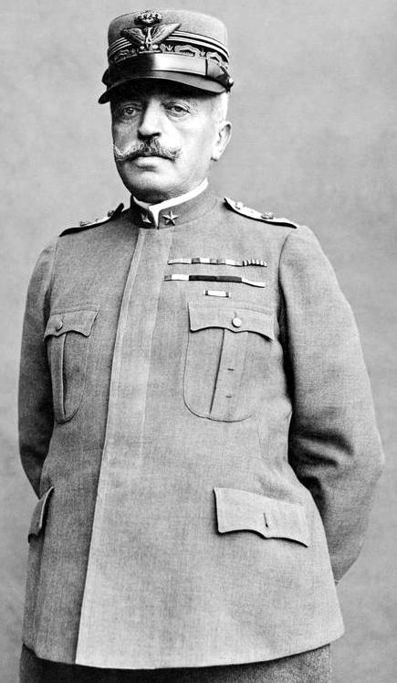 Il Gen. Cadorna