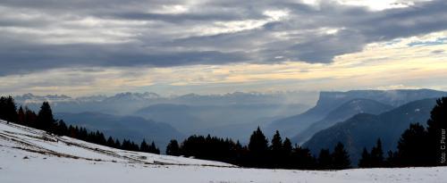 Dalla vetta un panorama incomparabile (foto: C.Perer)