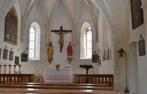 A Natale qui si celebra sempre la messa :a quota 1793