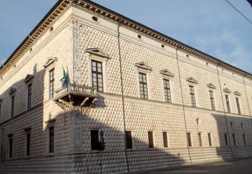 Palazzo Diamanti a Ferrara