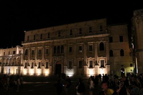 Il Museo Diocesano e il Seminario di Lecce in PIazza Duomo