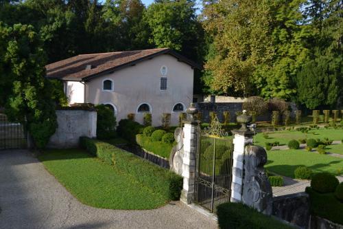il parco intorno all'Antica Locanda Palazzo D'Attimis