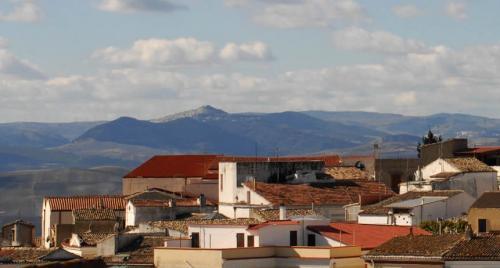il panorama dei Monti Dauni