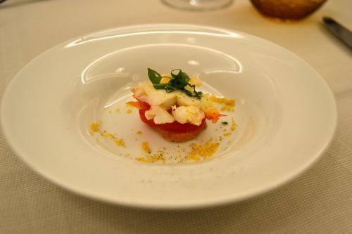 Al ristorante Piazza Duomo cucina chic ma naturale