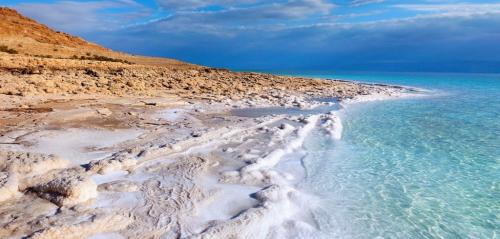 il Mar Morto era una baia mediterranea 3 milioni di anni fa, poi le acque si ritirarono