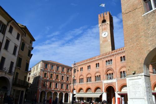 Piazza dei Signori, cuore della città