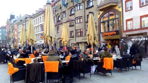 Caffè in piazza con... copertina: il freddo non scoraggia a star insieme e gustarsi il tempo libero
