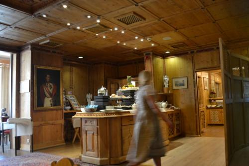 Grand Hotel Europa per un'ottima prima colazione