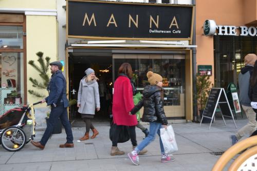 Innsbruck città vivace e sempre affollata