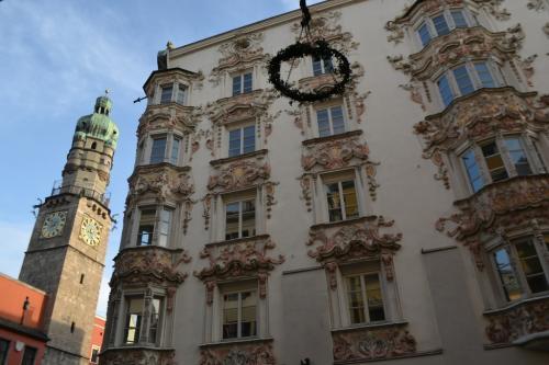 Innsbruck tra rococò e medioevo