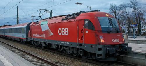 Consigliamo di arrivare ad Innsbruck con le comode linee OBB dall'Italia