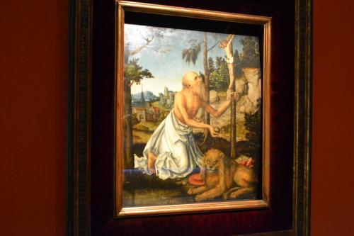 Cranach il vecchio e San Gerolamo nella Selva