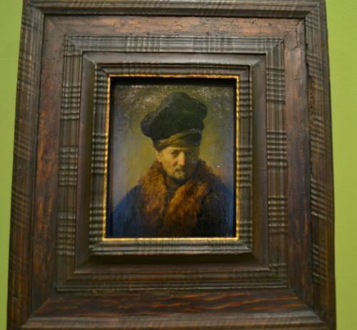 Anche un Rembrandt nella collezione fiamminga del ''Ferdinandeum''