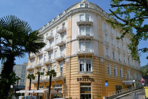 L'influenza austroungarica è palpabile nell'architettura cittadina (foto C.Perer)