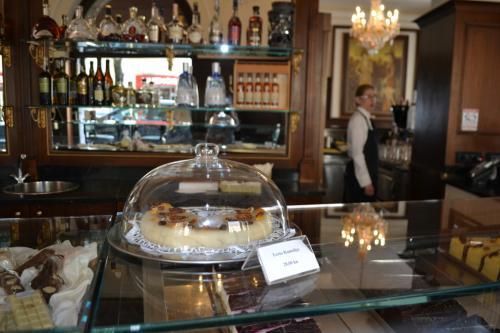 La torta Cornelia - su ricetta di Checco Beppe - si conserva anche per 30 giorni  (Foto C.Perer)