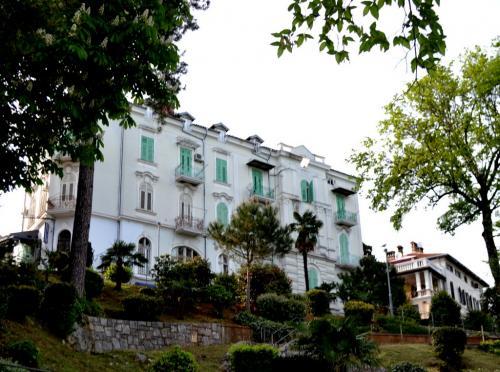 lungomare di Opatija (foto C.Perer)