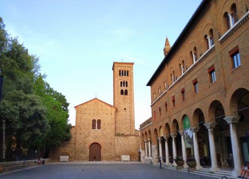 Nella Chiesa di San Francesco furono celebrati i funerali di Dante