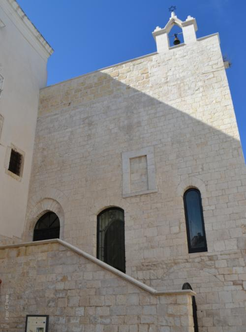 La sinagoga del quartiere ebraico