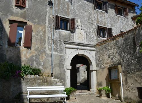 Moscenicka  alta, borgo dalle antiche origini