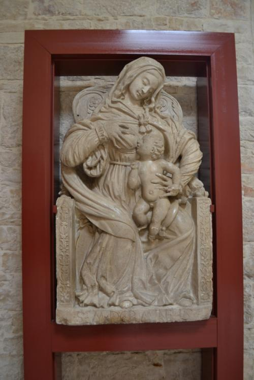 Al Museo di Corato anche opere di fattura  rinascimentale