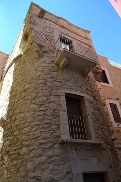 Il centro storico di Corato