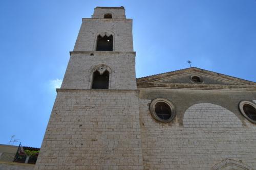 La Chiesa Matrice conserva una straordinaria immagine della Vergine
